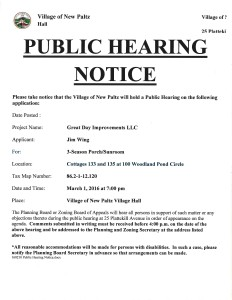 2016-03-01 Public Hearing Notice