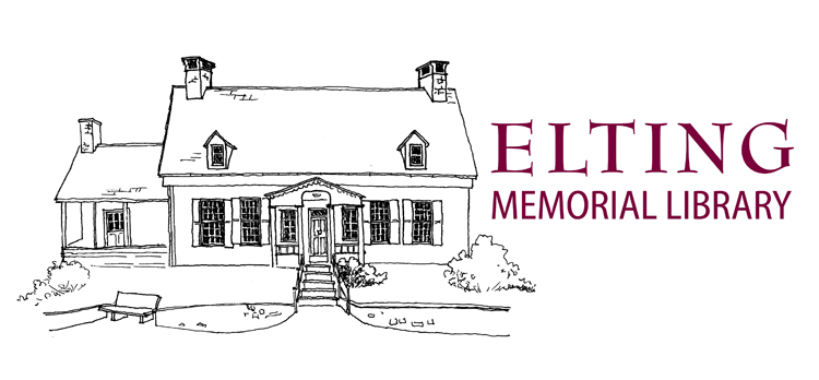 Elting Library Logo